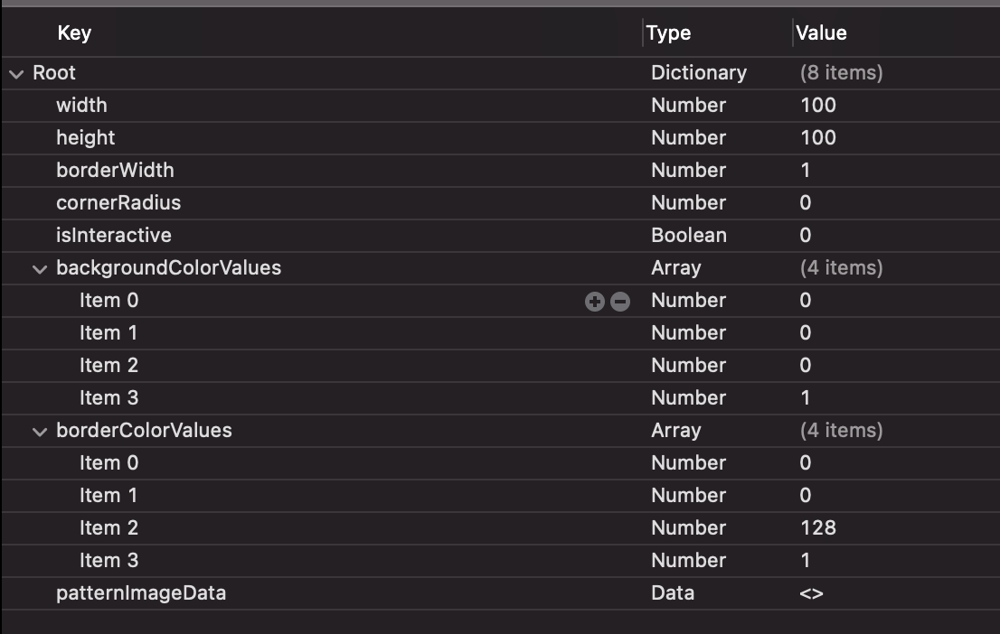 Updated DefaultShape.plist